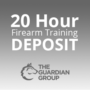 20 Hour Firearm Training